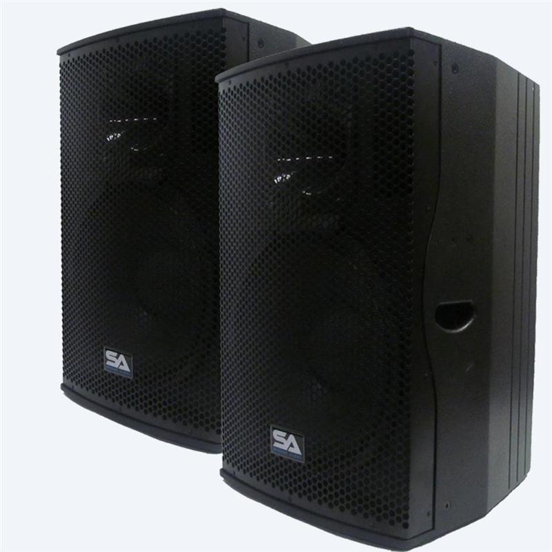 seismic spotlight magma series powered pa speakers seismic audio speakers. Black Bedroom Furniture Sets. Home Design Ideas